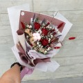 Desire - Preserve Flowers Hand Bouquet