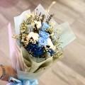 Pleasant - Preserve Flowers Hand Bouquet